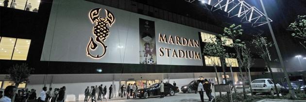 Mardan Sports Complex