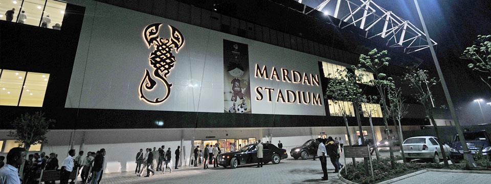 Mardan Sport Facility